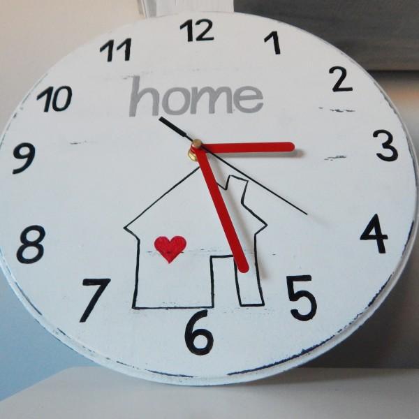 Zegar Love home