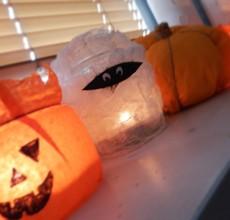 Halloweenowe DIY na ostatnią chwilę