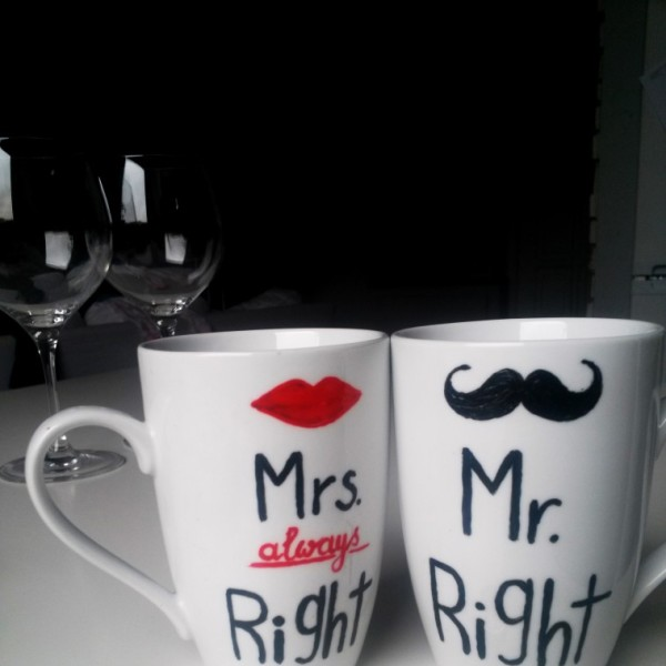 Mrs. & Mr. Right