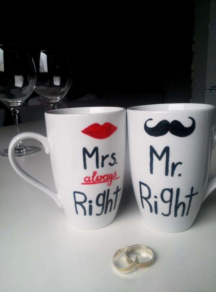 mr&mrs right