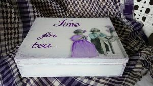 herbaciarka time for tea