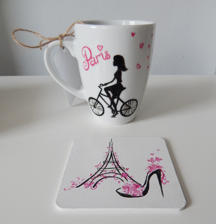 paryż rower