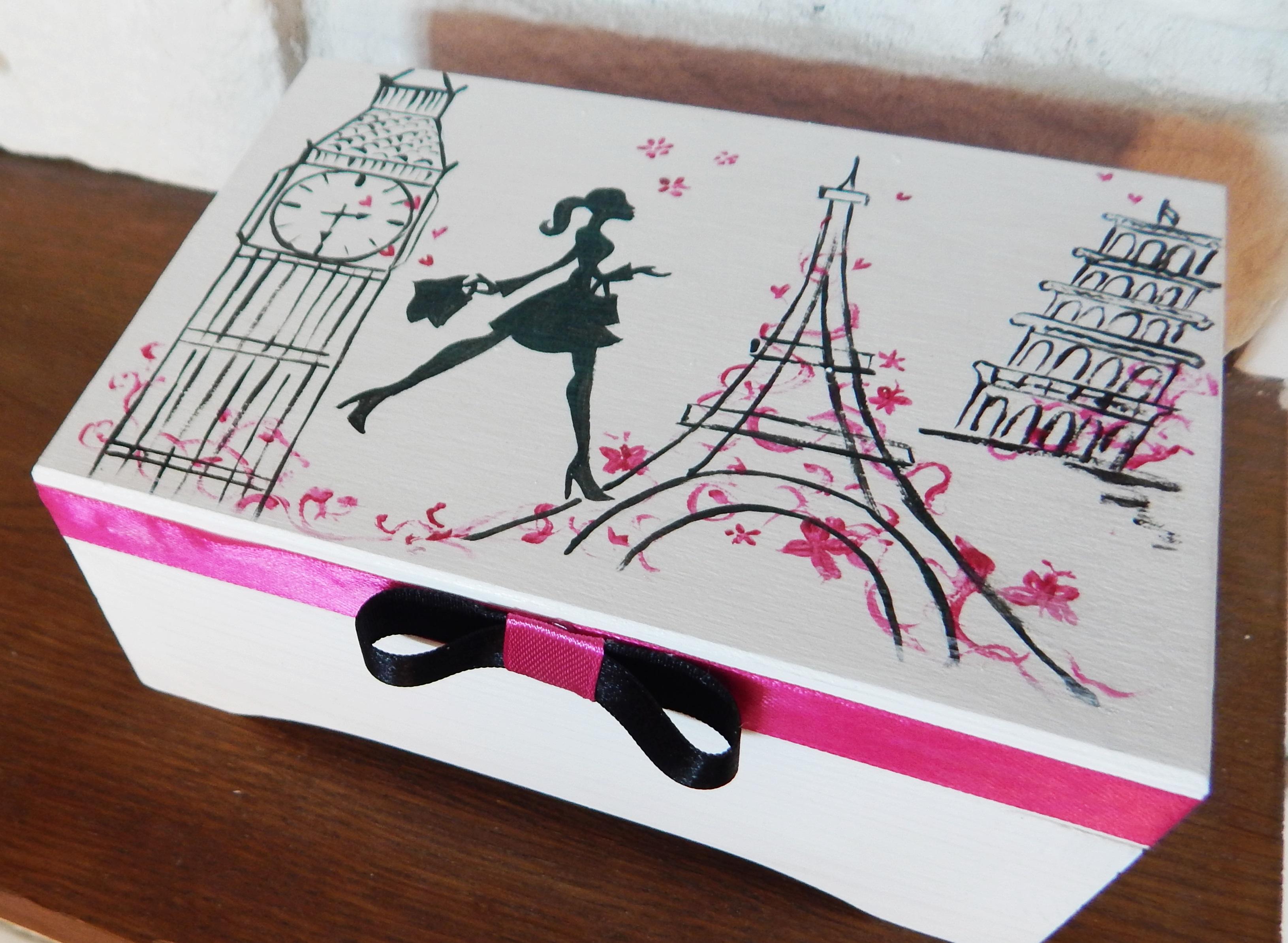 szkatułka na urodziny zamiast koperty