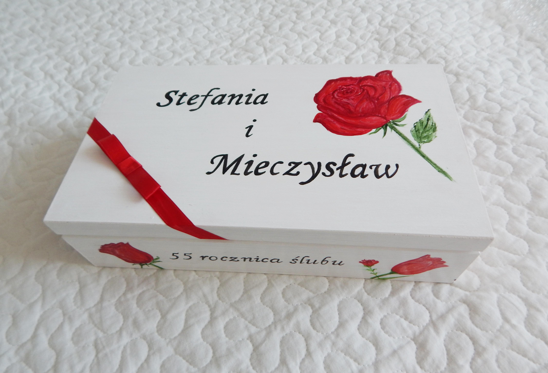zestaw na rocznicę czerwone kwiaty2