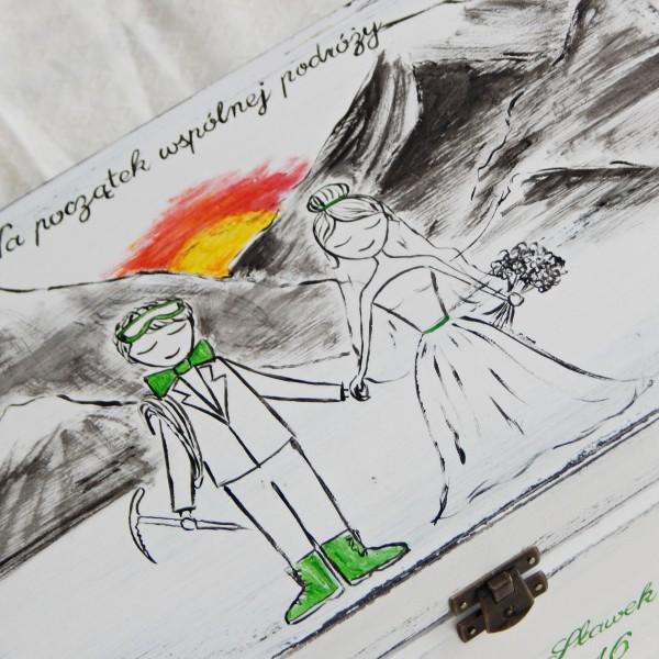 Ślub alpinisty