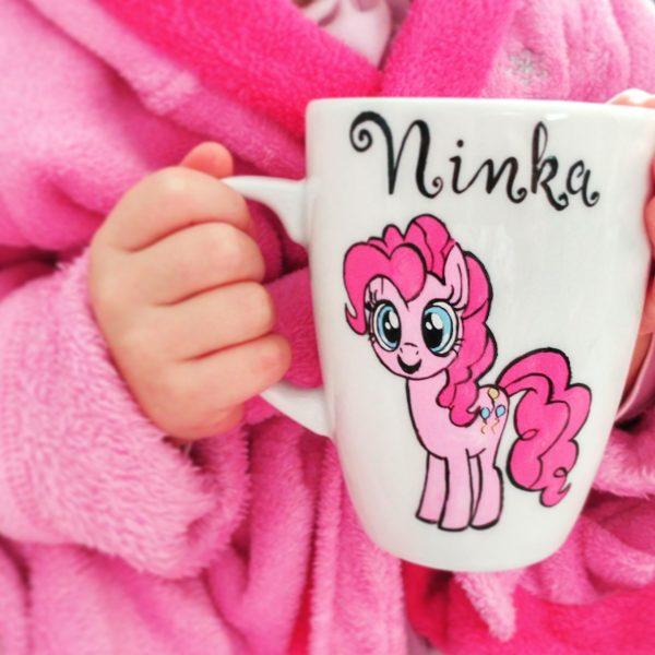Kubek Pinkie pie