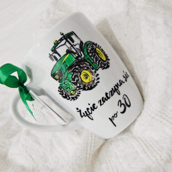 Kubek traktor